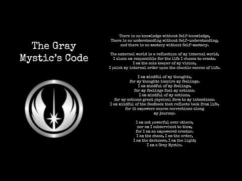 I Am The Gray Mystic Gray Mystics Code Youtube