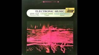 John Cage - Fontana Mix (Vinyl Rip)