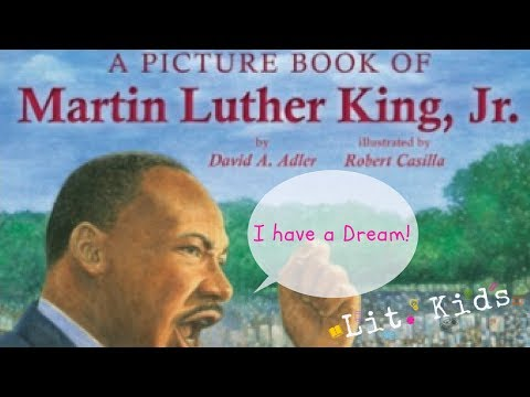 A Picture Book of Dr.  Martin Luther King Jr
