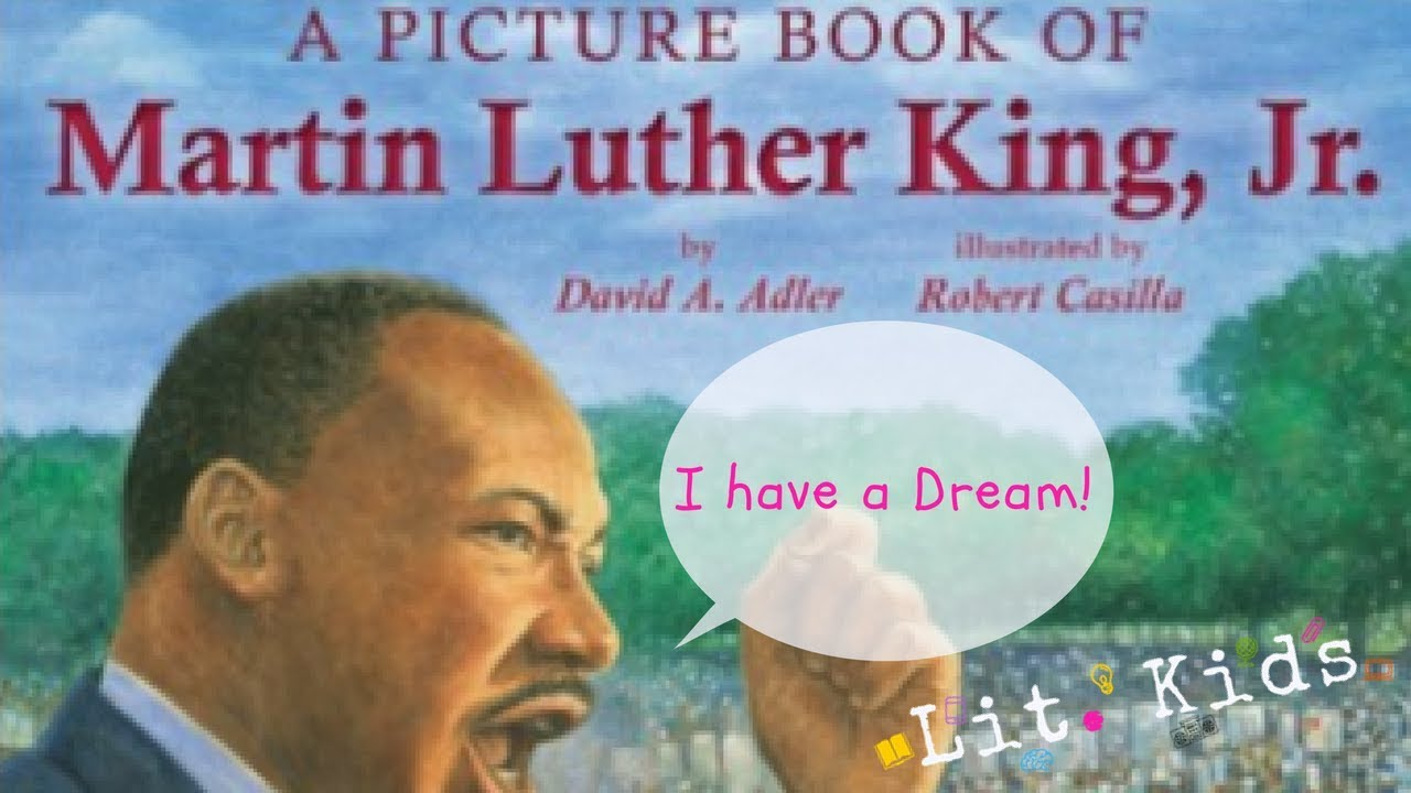 A Picture Book Of Dr Martin Luther King Jr Youtube