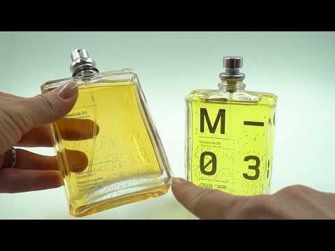 Как отличить подделку Escentric Molecules от оригинала