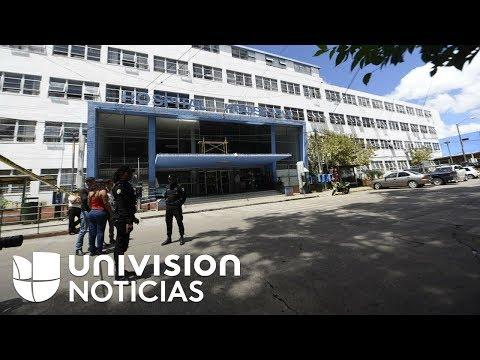 Terror en hospital de Guatemala: intento de rescate de miembro de la MS deja siete muertos