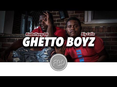 """Big Colin x Rio Da Yung OG """"Ghetto Boyz"""" (FCP Exclusive - Official Video)"""