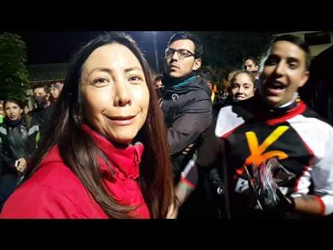 Primera Rodada en Colombia Xs ENERGY Bogotá - Cota