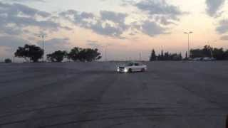 BMW E30 AV005 Test Drive..(by okan sefil) TRNC