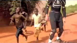 E-Glide dirt run of the sotuba canal villages (Mali)