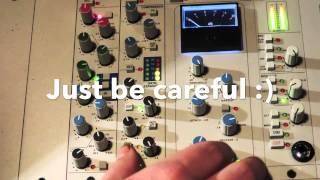 Ssl Stereo Compressor X Rack Sound Demo