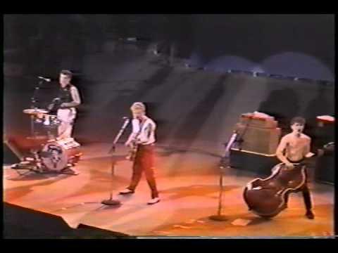 Stray Cats - Jeanie, Jeanie, Jeanie (1981) seryasclip