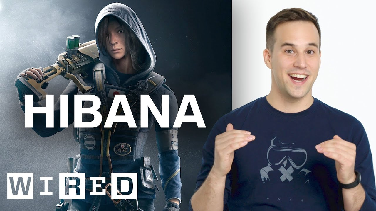 Every Rainbow Six Siege Operator Explained By Ubisoft | Each and Every | WIRED thumbnail