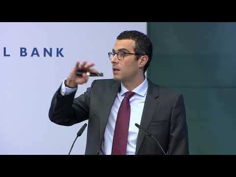 Third ECB Annual Research Conference: Session 1: Macro-finance trends