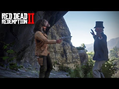 Red Dead Redemption 2 - Episode 3 - Bounty Hunter