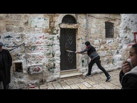 İsrail Doğu Kudüs'te Filistinlilerin evlerine nasıl el koyuyor?
