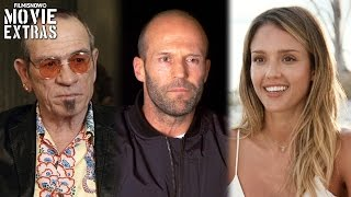 Mechanic: Resurrection | On-set with Jason Statham, Jessica Alba & Tommy Lee Jones [Interview]