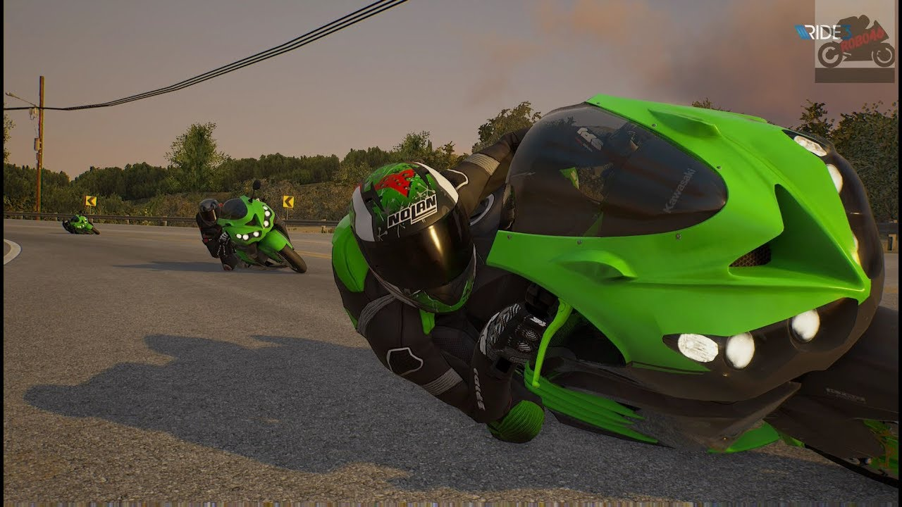 ride 3 career pt 35 kawasaki zzr1400 xbox one x youtube. Black Bedroom Furniture Sets. Home Design Ideas