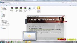 how to download Alan Wake