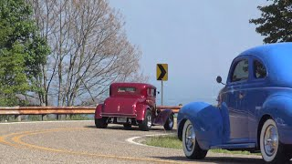 2018 43rd Annual Queen Wilhelmina Hot Rod Run out of Mena, Arkansas, coverage by Samspace81