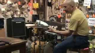 "Billy Angelo Stella - ""Status Cymbal"""