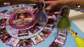 Super Game SOFIA the FIRST 2in 1  Disney Game + Let