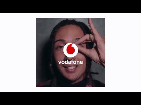 GHALI - Vodafone Shake Remix