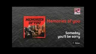 Memories of you - Someday you