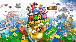 Super Mario 3D World: Level 1-3 - IGN Plays