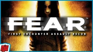 F.E.A.R. | PC Horror FPS Game | Gameplay Walkthrough