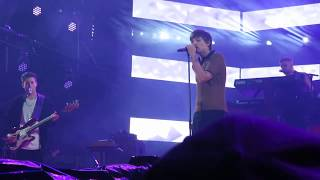 LOUIS TOMLINSON - Don't Let It Break Your Heart live in Madrid (14/09/2019)