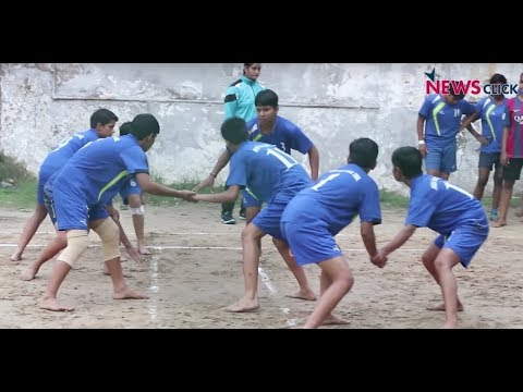 A Kabaddi Bastion for Women: Palam Sports Club in West Delhi