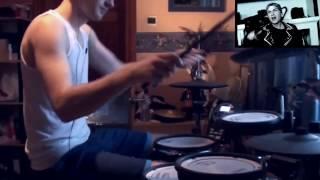 Rancid - Fall back down | Drum cover (HQ)