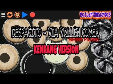 DESPACITO - Via vallen cover - Sera musik - Versi Kendang