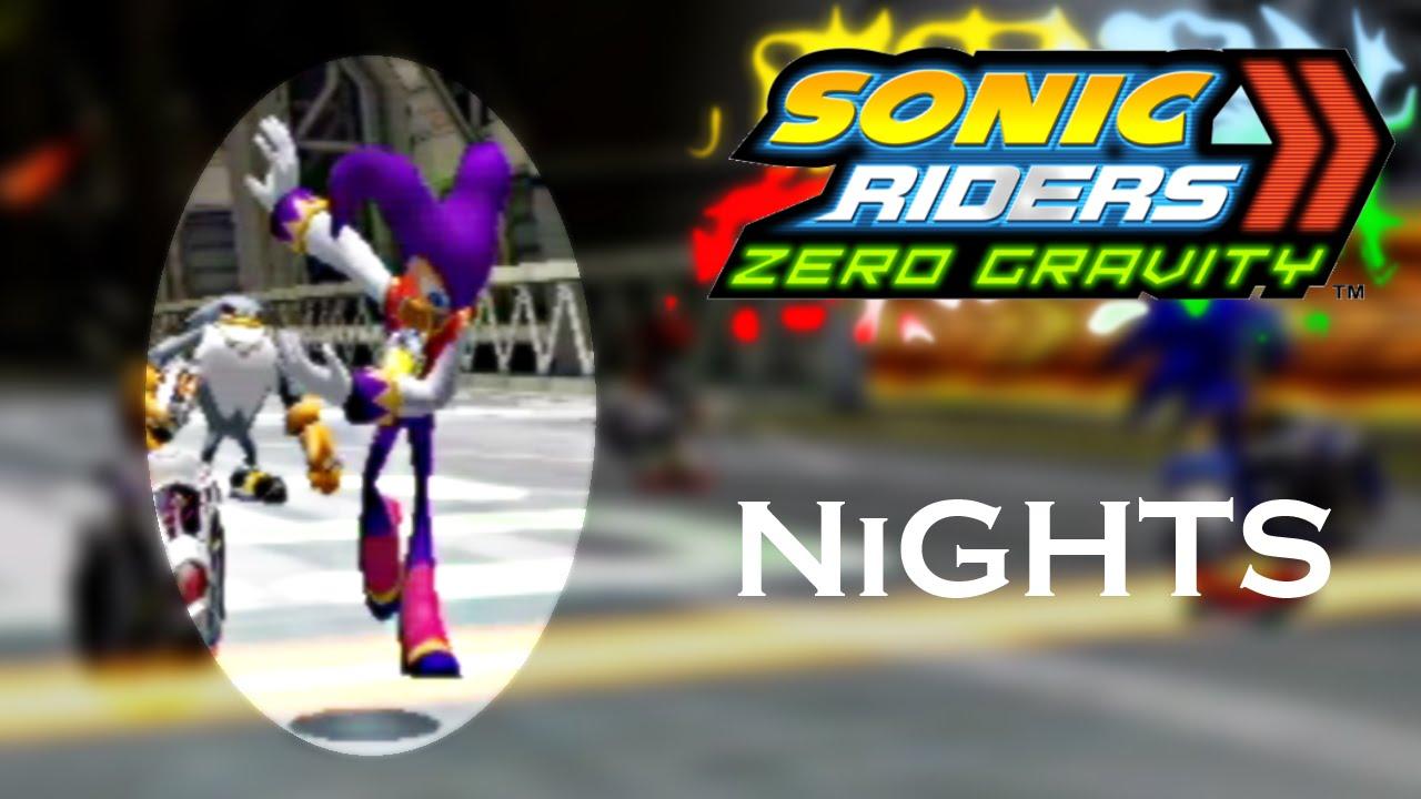 Sonic Riders Zero Gravity Wgp Nights Youtube