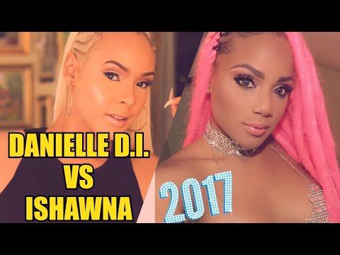 Danielle D.I ( Talk Up)  VS  Ishawna ( Head Shot) Who Won?