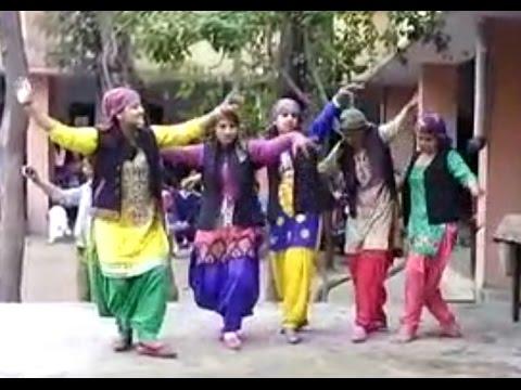 Himachali Dance by Jaunsari Girls