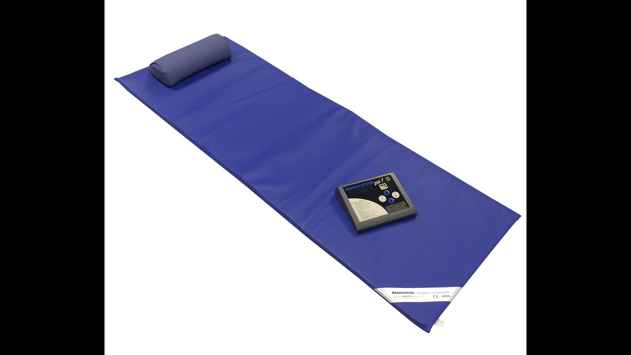 Full Body PEMF Therapy Mat and 200F Controller from Bedfont