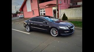 VW Passat CC DSG 2.0 TDI 170 HP tuning+ exhaust