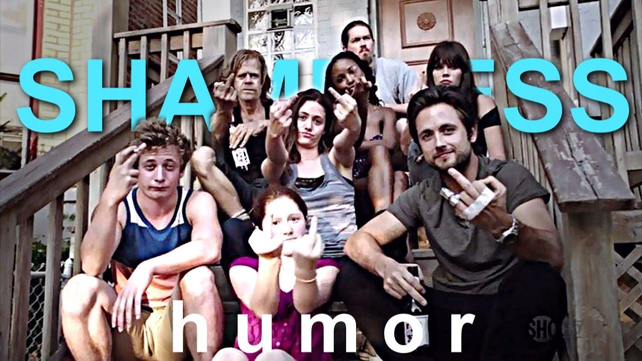 Shameless US - Humor -...