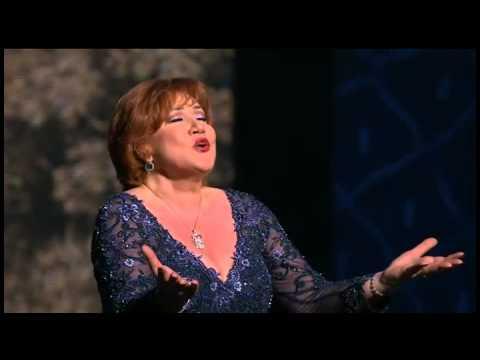 Olga Borodina - Mon coeur s'ouvre à ta voix (Samson et Dalila)