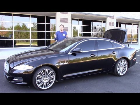 Thumbnail: A Used Jaguar XJ Supercharged Is a Lot of Car For $35,000