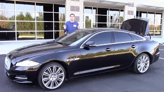 A Used Jaguar XJ Supercharged Is a Lot of Car For $35,000