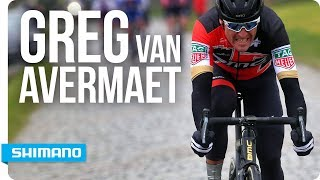 Greg van Avermaet - The importance of the best material | SHIMANO