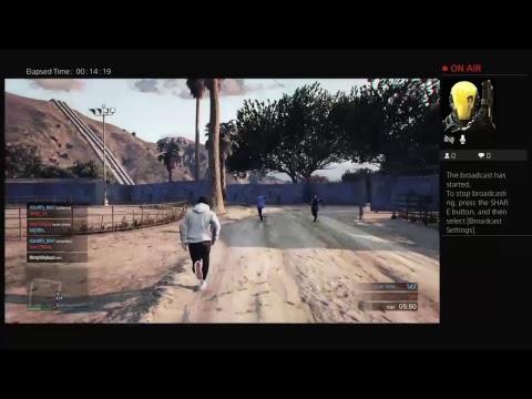 GTA 5 ring fight