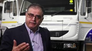 Rajesh Kaul Vice President & Head Medium & Heavy CV at Tata Motors 360° E comm Expo, Gurugram