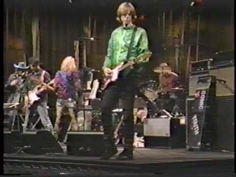 "Sonic Youth - ""Silver Rocket"" (Live) - Night Music Program - 1989"