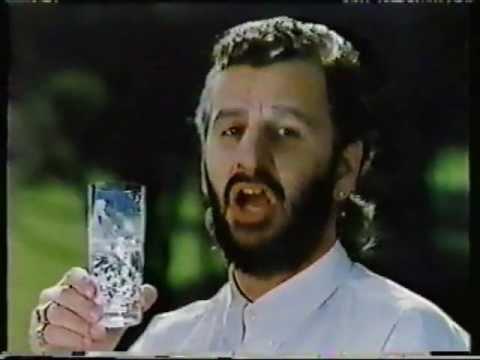 1980s Ringo Starr Japanese Commercial