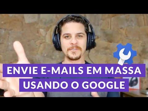 Como enviar e-mails em massa usando o Google (SuperAdministradores  Ep 1)