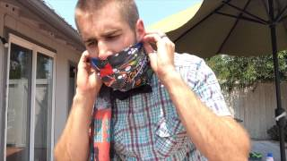 ★★★★★  Scavor Neck Warmer Gaiter Face Mask Scarf - Amazon