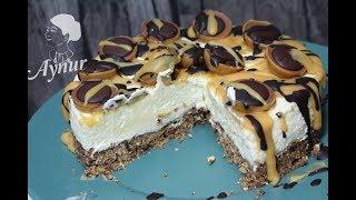 Pişmeyen Pasta I  Soğuk Pasta Nasıl Yapılır?Toffiffee Çikolatalı Yaş Pasta I Çikolatalı Yaş Pasta