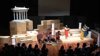 an analysis of the play about making war in lysistrata of the talbot theatre - lysistrata is a bawdy play written by the comic playwright from ancient athens, aristophanes this age-old comedy details the quest of one athenian woman's crusade to put an end to the incessant peloponnesian war.
