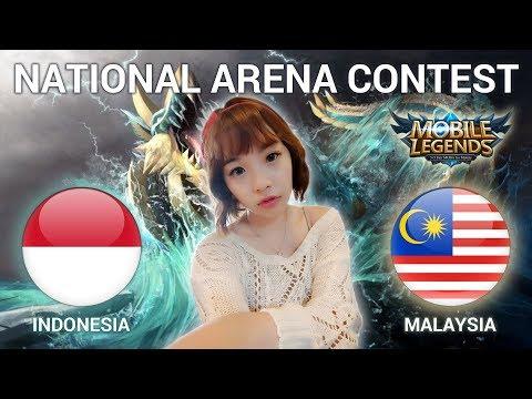 INDO VS MALAYSIA - GIVE AWAY TINGGAL LI KE & SUBS - National Arena Contest - 05/05/2018