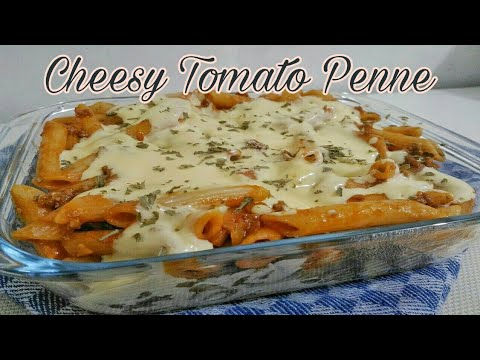 Filipino Style No Bake Penne Pasta | Food Bae